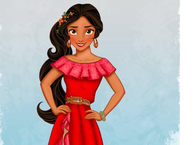 Ecco elena sarà la prima principessa disney «latina