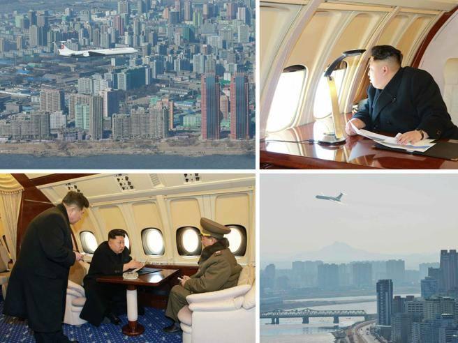 Jet Privato Volo Vuoto : Nord corea kim jong un in volo sul suo jet privato