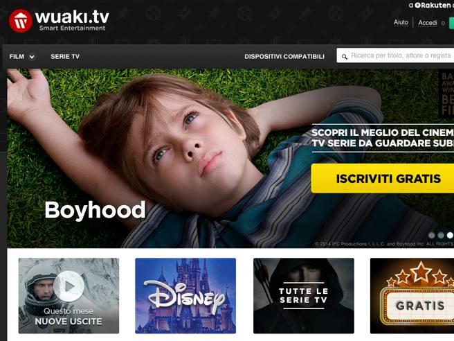Porta in italia lo streaming di contenuti in - Unieuro porta tv ...