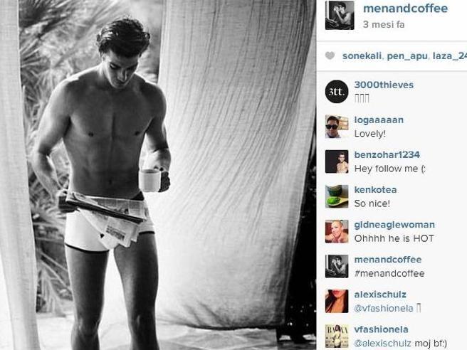 @menandcoffee, l'account più caldo (con caffè) di Instagram