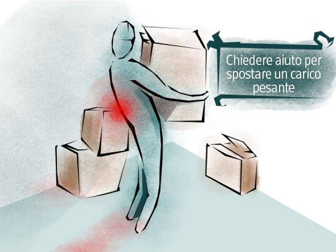 Mal di schiena cause rimedi e prevenzione - Mal di schiena a letto cause ...