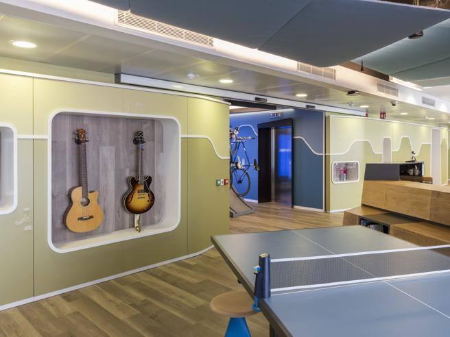 Linkedin a milano i nuovi uffici for Uffici attrezzati milano