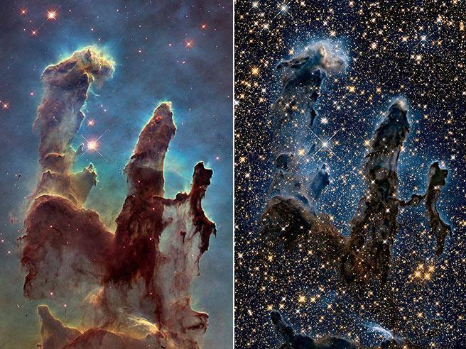 Hubble Compie 25 Anni 9 Immagini Che Mostrano Lanima Delluniverso