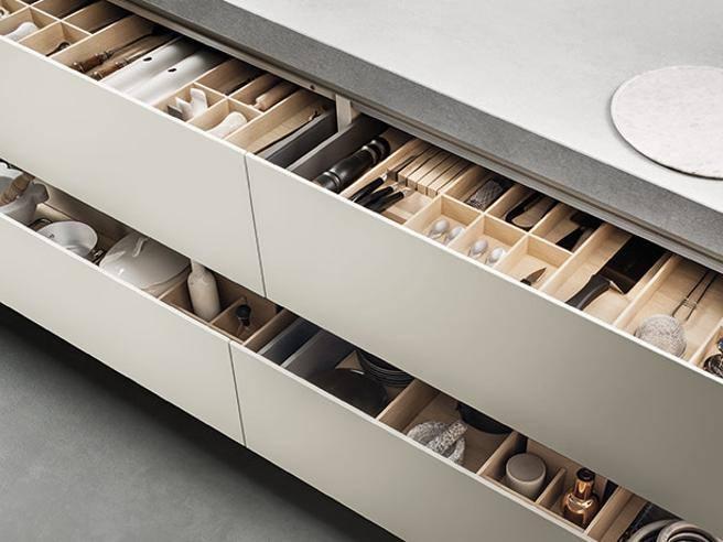 Cinque idee per organizzare gli spazi in cucina - Corriere della sera cucina ...