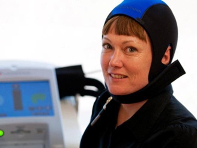 Tumori, il casco che salva i capelli dalla chemio ...