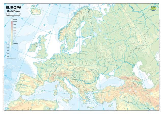 Cartina Fisica Muta Usa.Cartine Mute E Atlante Per Capire Il Mondo Ma La Geografia