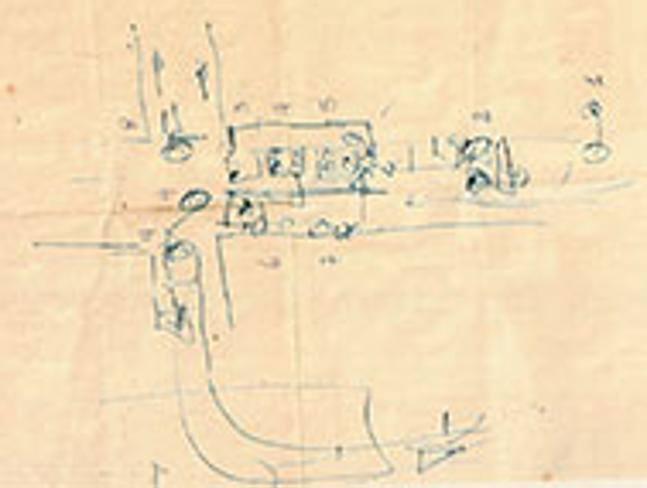Calendario Mario Moretti.Il Rapimento Di Aldo Moro In Uno Schizzo Di Mario Moretti