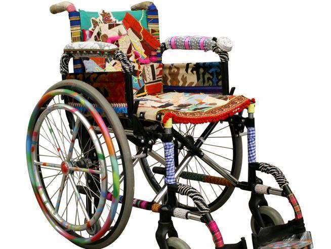 Sedie A Rotelle Torino : Fabrizio sclavi: «le sfilate viste dalla mia sedia a rotelle? erba