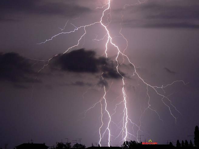 Circe, tregua dal caldo e temporaliMa da lunedì torna il bel tempo
