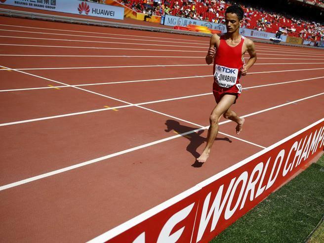 mondiale di atletica a pechino lo yemenita come bikila