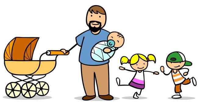 Cinque cose che ti rendono un bravo papà (oppure una pessima mamma)