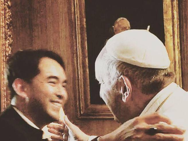 papa incontra coppia gay Torino