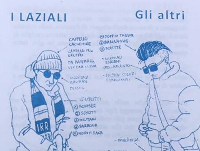giacca Lazio vesti