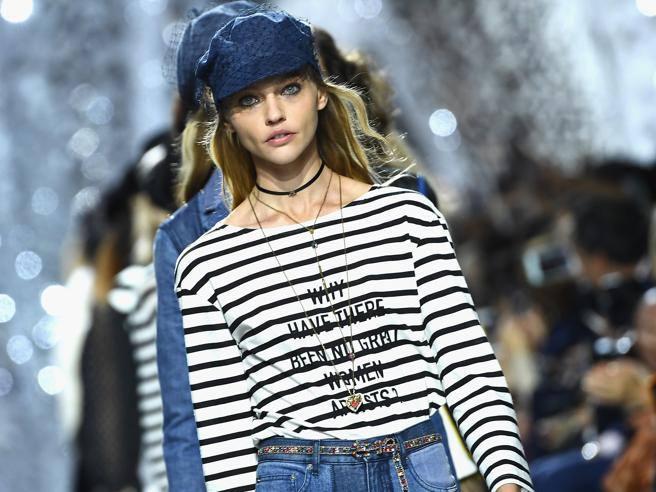 Dior (ancora) femminista. Perché non ci sono state grandi artiste  -  Corriere.it e059bf15332