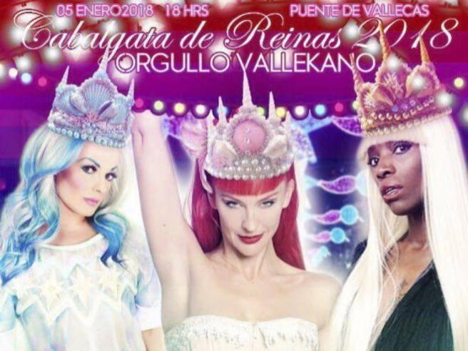 d1140ed10e4c Una drag queen tra i Re Magi  scontro a Madrid sulla sfilata dell Epifania  - Corriere.it