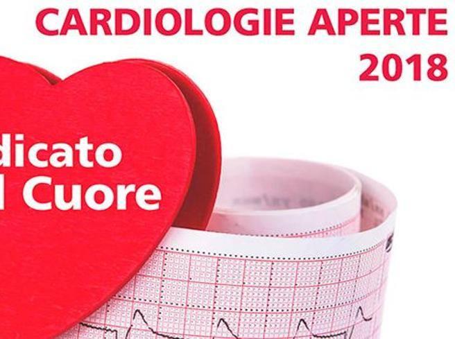 Cardiologie aperte in tutta Italia per la campagna «Per il tuo cuore» 2018