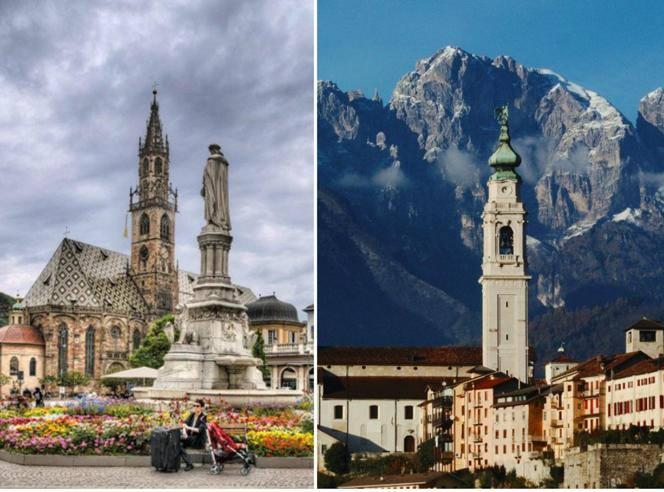 Bolzano al top per qualit della vita le altre citt for Citta della spezia ultime notizie cronaca