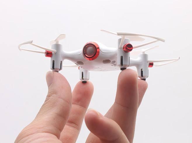 Saremo tutti spiati dai droni?