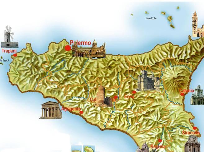 Voto in sicilia i deputati siciliani attivissimi sul for Deputati siciliani