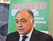 Domenico Zambetti, arrestato con l'accusa di aver comprato 4.000 voti dalla 'ndrangheta