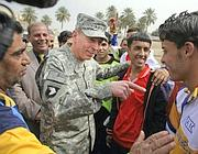 Petraeus in Iraq (Ap)