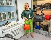 La titolare del negozio Trudie Goetz (www.blick.ch)