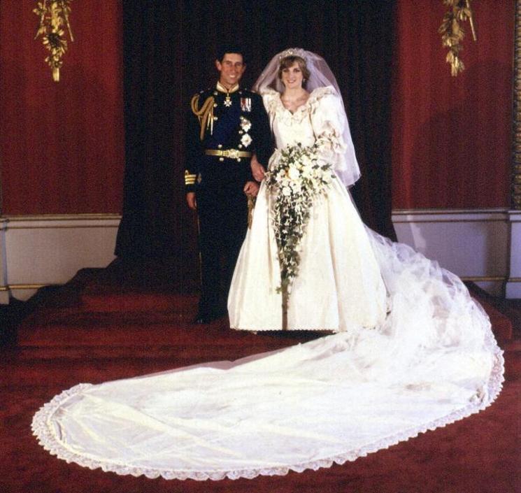 Liz E Le Altre Gli Abiti Da Sposa Delle Star