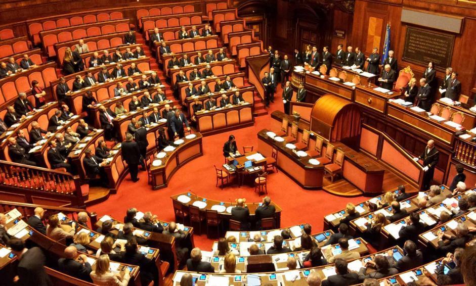 Prima seduta del parlamento for Camera dei deputati diretta video