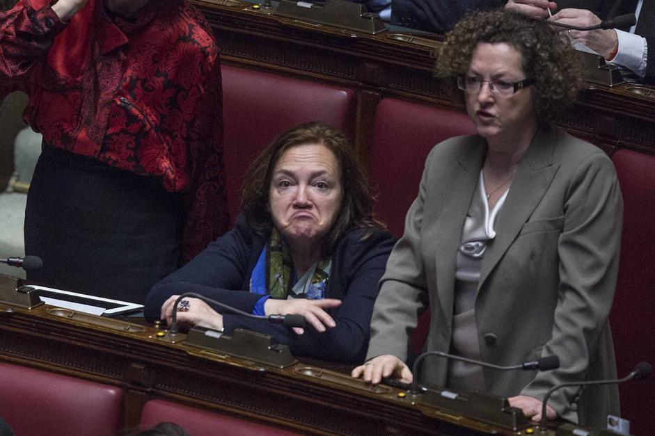 Prima seduta del parlamento for Xvii legislatura