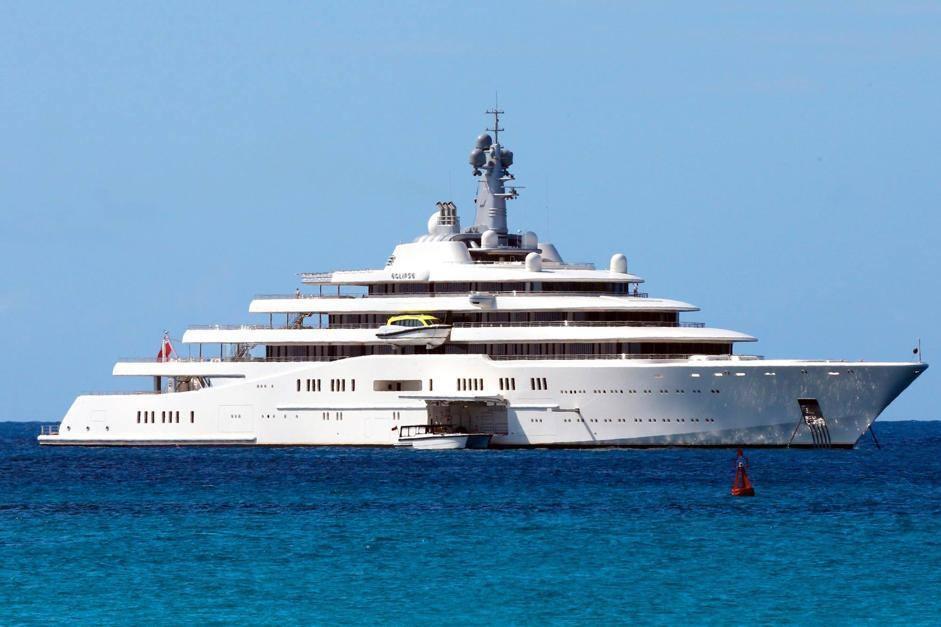 Yacht Abramovic