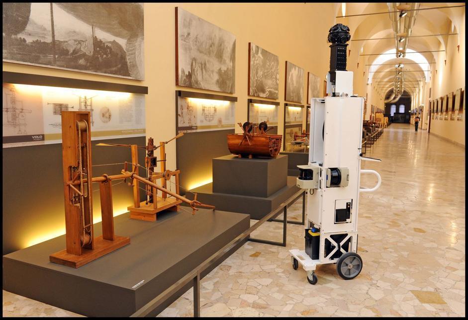 Museo Della Scienza E Della Tecnica Milano.Google Mappa Il Museo Della Scienza E Della Tecnica Con Il Trolley