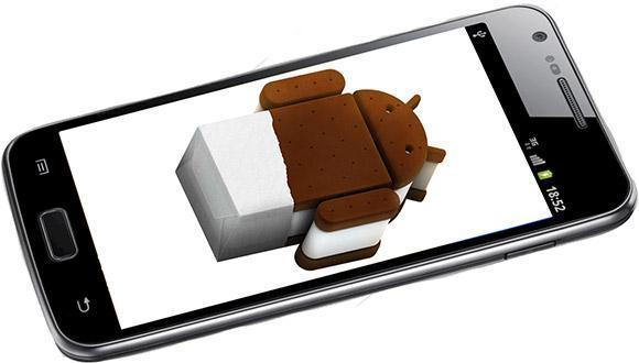 Nell'autunno del 2011 arriva un importante aggiornamento, la versione 4.0 Ice Cream Sandwich: Face recognition, Voice Recognition e Near field communication integrata.