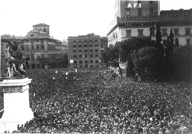 10 giugno 1940: l'Italia in guerra