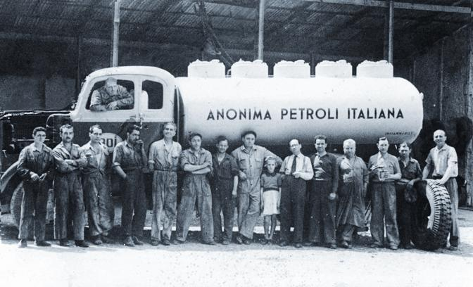 API ANONIMA PETROLI ITALIANA