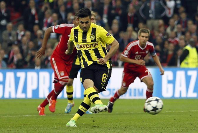 Champions League, finale Borussia Dortmund-Bayern Monaco