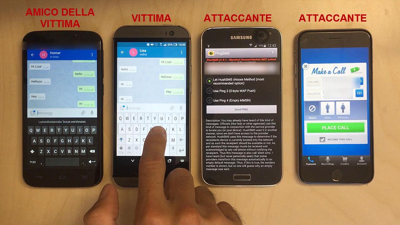 Bucare Whatsapp e Telegram è un gioco da ragazzi. Ed è colpa della ...