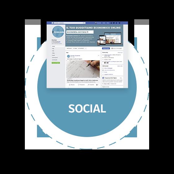 Un sistema di comunicazione: Social