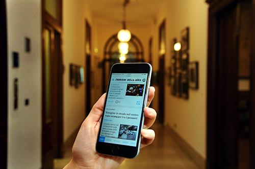 Corriere della Sera: news e ultime notizie oggi da Italia e Mondo