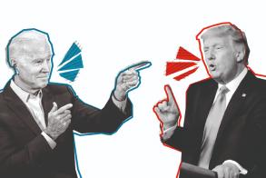 Joe e Donald Storie a confronto