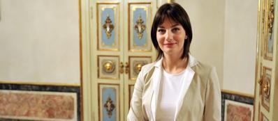 Lara Comi (Fotogramma)