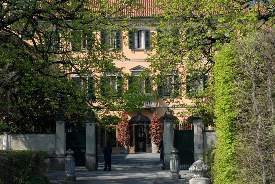 Interni Di Villa San Martino : Da arcore ad antigua le ville di berlusconi