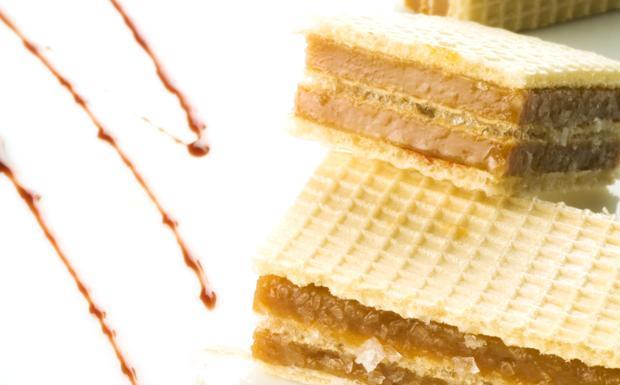 Con foie gras e noccioleEcco la ricetta del loacker di Mauro Uliassi