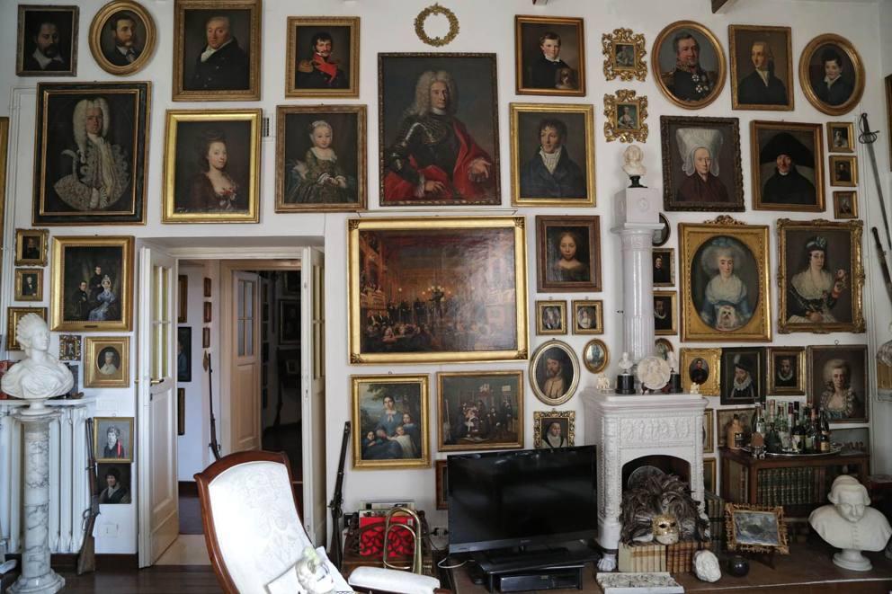 Forattini la casa galleria d arte for Corriere della sera casa