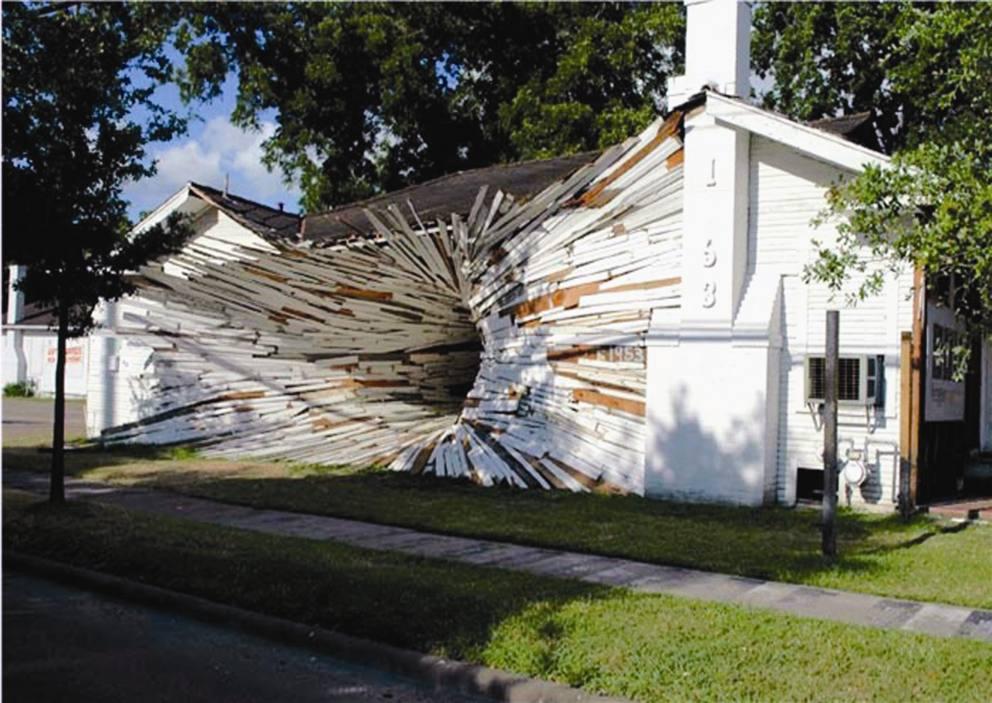 Case da pazzi ecco le pi strane al mondo dalle forme for Piani casa texas