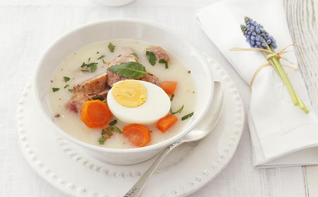 Zuppa di porri (Stockfood)