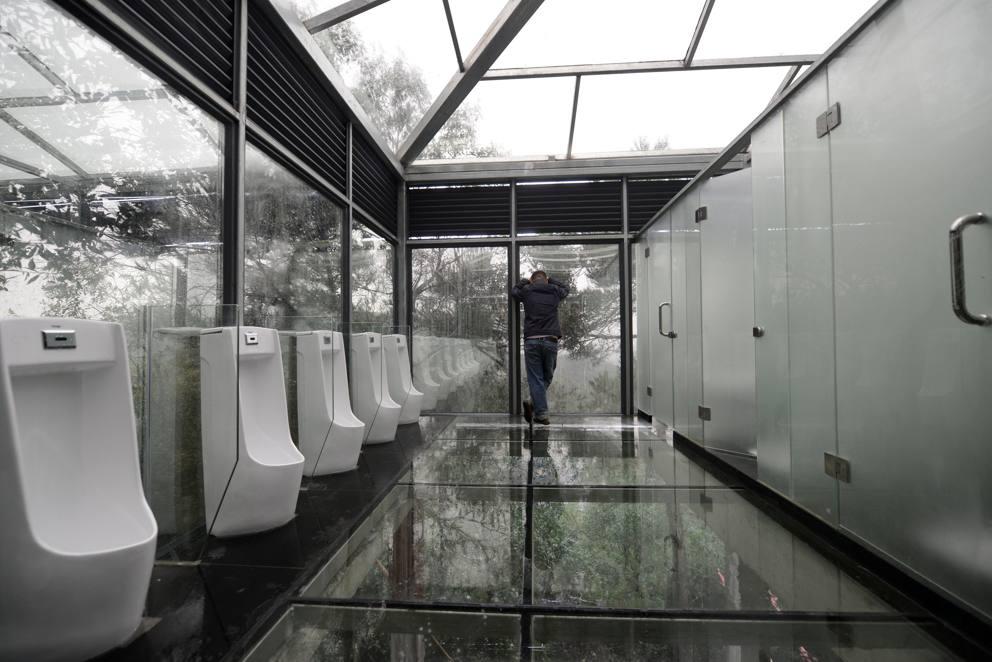Architettura: giro del mondo con i bagni pubblici più belli (e ...