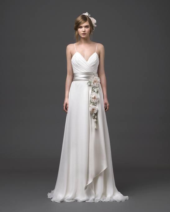 Tradizionale o «portabile»  come scegliere l abito da sposa ... fba3ea177ec