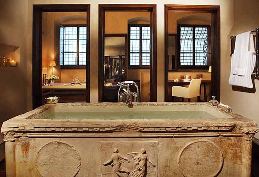 I 10 bagni d hotel pi lussuosi al mondo - Il bagno piu bello del mondo ...