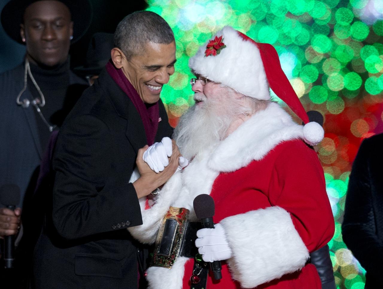 Obama e il natale 3d della casa bianca for Corriere della casa