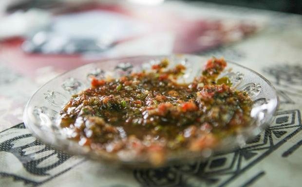 L'«insalata schiacciata» turca, un contorno perfetto